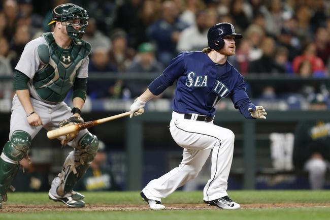Mariners vs. Athletics - 10/2/16 MLB Pick, Odds, and Prediction