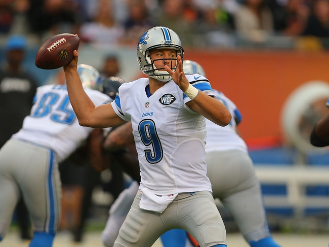 Detroit Lions vs. Philadelphia Eagles - 10/9/16 NFL Pick, Odds, and Prediction