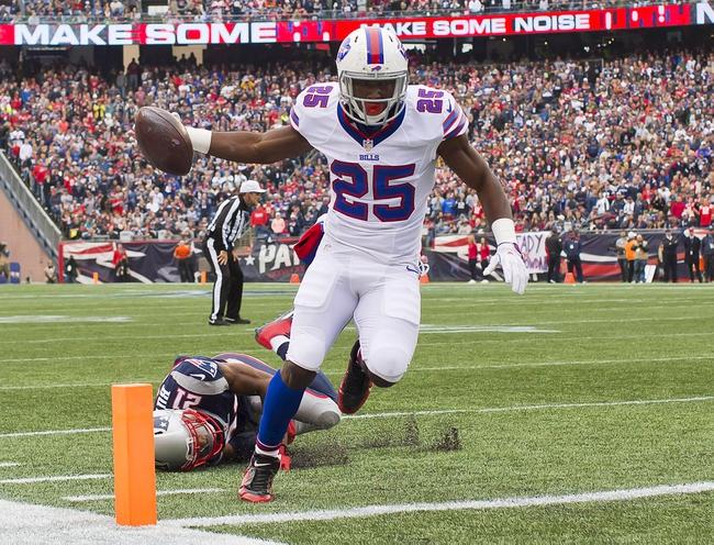Buffalo Bills at Los Angeles Rams- 10/9/16 NFL Pick, Odds, and Prediction