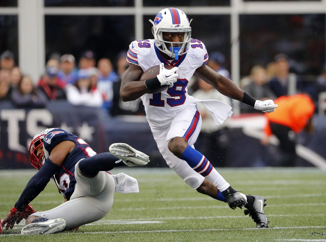 Buffalo Bills vs. New England Patriots - 10/30/16 NFL Pick, Odds, and Prediction