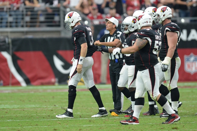 Arizona Cardinals vs. Seattle Seahawks - 10/23/16 NFL Pick, Odds, and Prediction