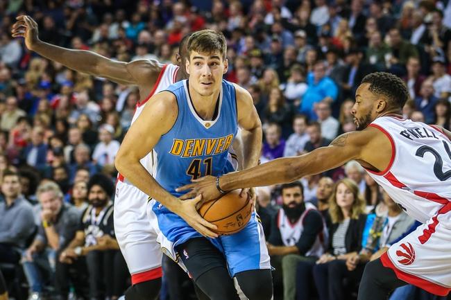 Los Angeles Lakers vs. Denver Nuggets - 10/7/16 NBA Preseason Pick, Odds, and Prediction