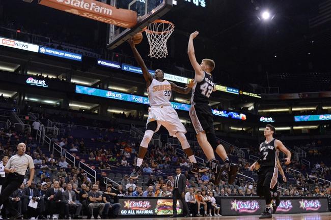 San Antonio Spurs vs. Atlanta Hawks - 10/8/16 NBA Preseason Pick, Odds, and Prediction