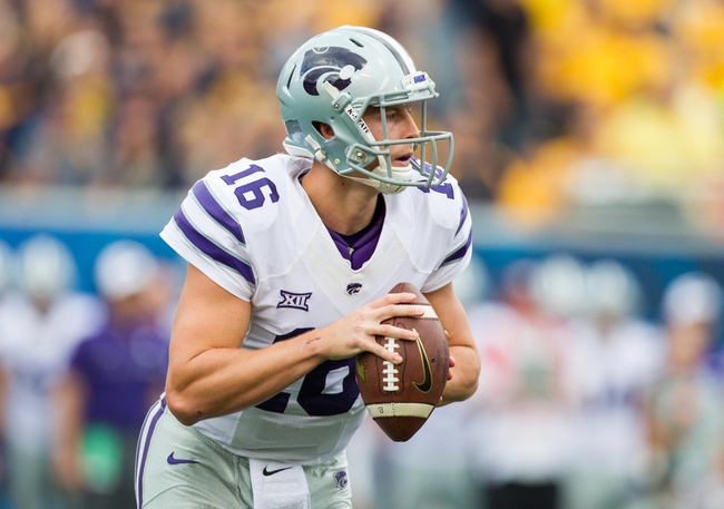 Kansas State vs. Texas - 10/22/16 College Football Pick, Odds, and Prediction