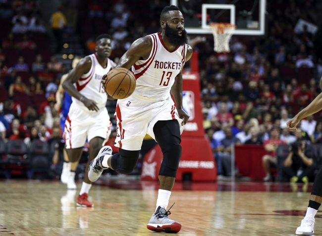 Harden's preseason remains off to a flying start