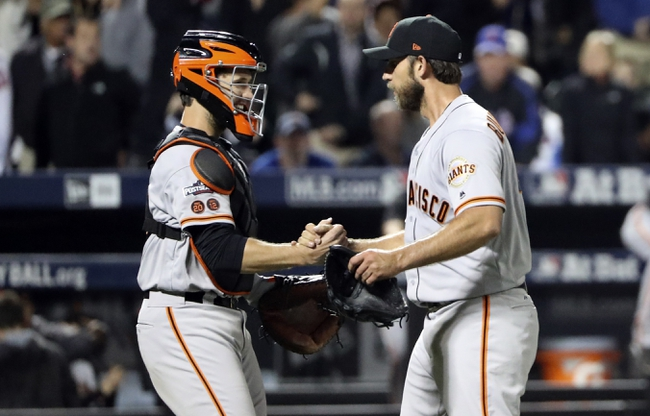 Giants vs. Cubs - 10/10/16 MLB NLDS Game Three Pick, Odds, and Prediction