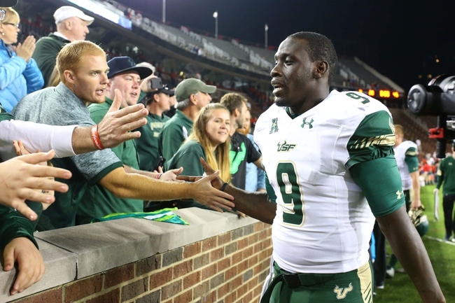 East Carolina at USF - 10/8/16 College Football Pick, Odds, and Prediction