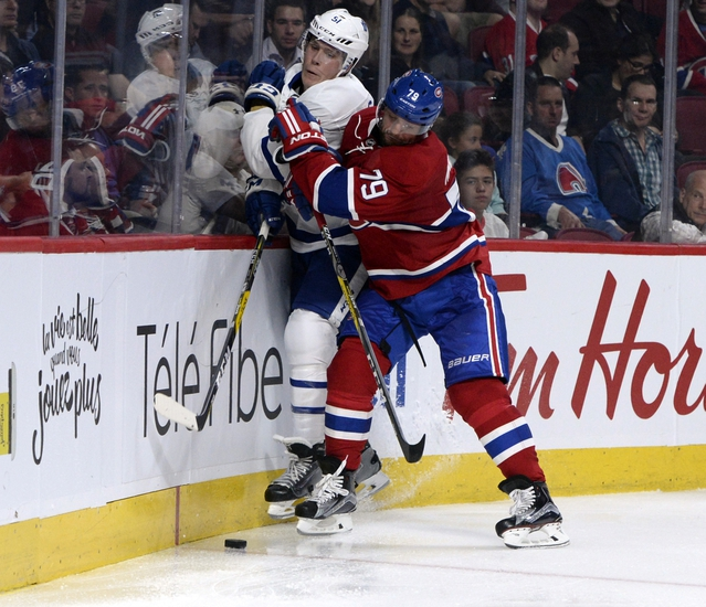 Montreal Canadiens vs. Toronto Maple Leafs - 10/29/16 NHL Pick, Odds, and Prediction