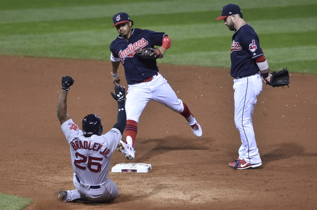 Boston Red Sox vs. Cleveland Indians ALDS Game Three - 10/10/16 MLB Pick, Odds, and Prediction