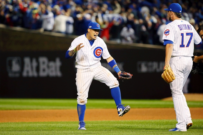 San Francisco Giants at Chicago Cubs NLDS Game Two - 10/8/16 MLB Pick, Odds, and Prediction