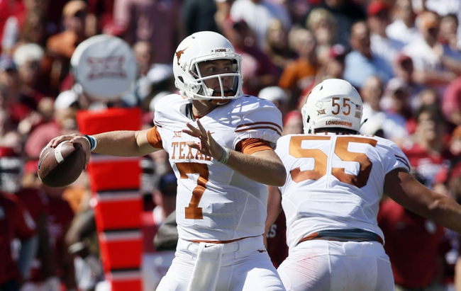 Texas vs. Iowa State - 10/15/16 College Football Pick, Odds, and Prediction