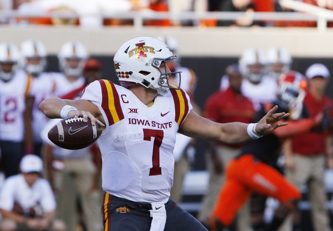 Iowa State vs. Kansas State - 10/29/16 College Football Pick, Odds, and Prediction