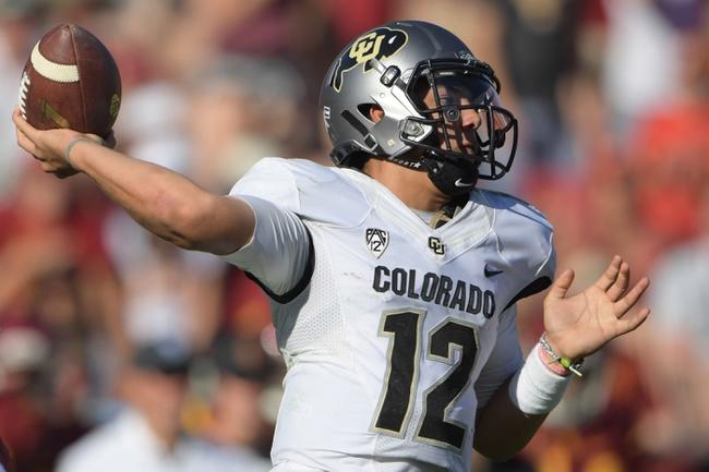 Lindsay leads Colorado past Arizona State 40-16