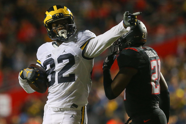 Michigan State Spartans vs. Michigan Wolverines - 10/29/16 College Football Pick, Odds, and Prediction