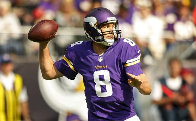 Philadelphia Eagles vs. Minnesota Vikings - 10/23/16 NFL Pick, Odds, and Prediction