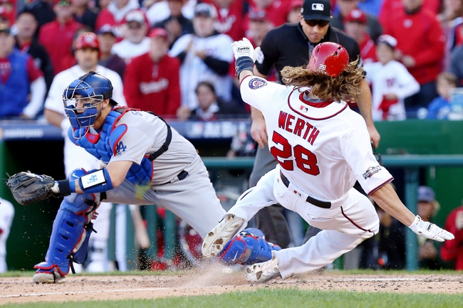 Washington Nationals at Los Angeles Dodgers NLDS Game Three - 10/10/16 MLB Pick, Odds, and Prediction