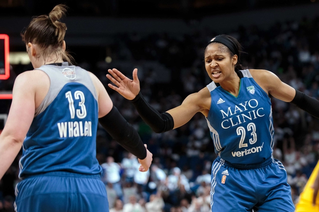 Los Angeles Sparks vs. Minnesota Lynx - 10/11/16 WNBA Finals Game Two Pick, Odds, and Prediction