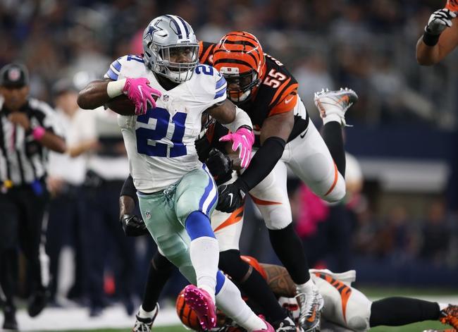 Dallas Cowboys at Green Bay Packers - 10/16/16 NFL Pick, Odds, and Prediction