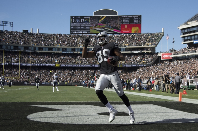 Tampa Bay Buccaneers vs. Oakland Raiders - 10/30/16 NFL Pick, Odds, and Prediction