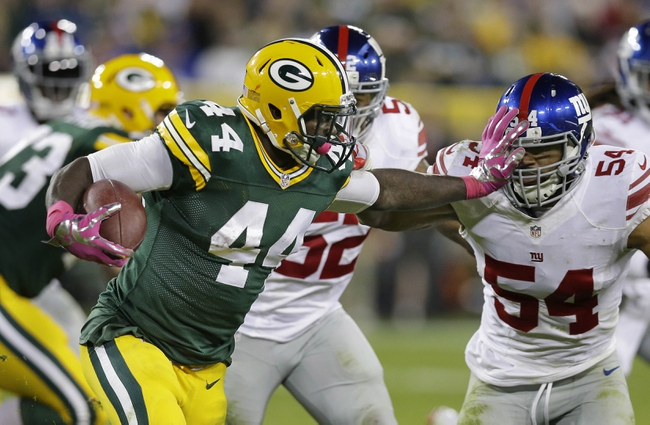 New York Giants at Green Bay Packers- 1/8/17 NFL Pick, Odds, and Prediction