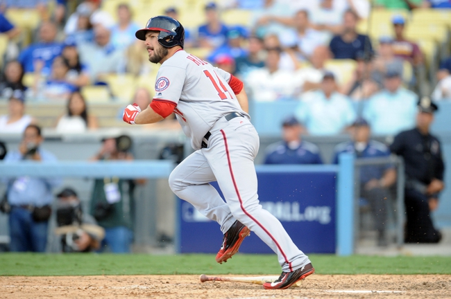 Washington Nationals at Los Angeles Dodgers NLDS Game Four - 10/11/16 MLB Pick, Odds, and Prediction