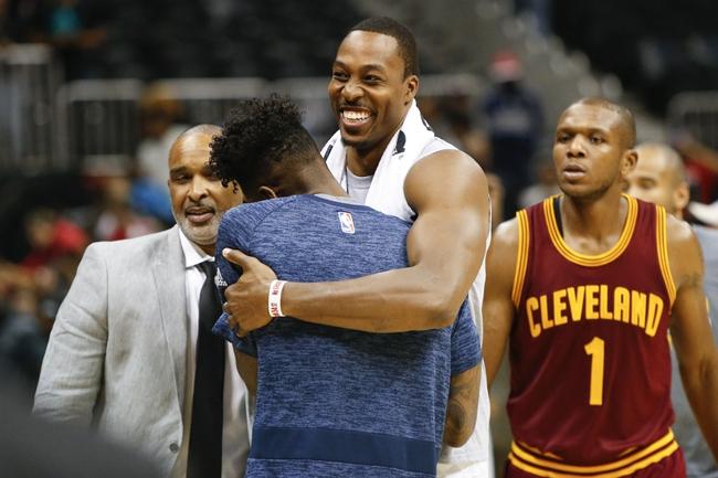 Cleveland Cavaliers vs. Atlanta Hawks - 11/8/16 NBA Pick, Odds, and Prediction