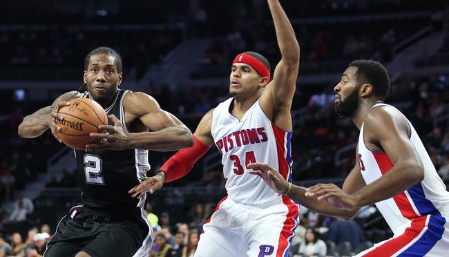 Milwaukee Bucks vs. Detroit Pistons - 10/17/16 NBA Preseason Pick, Odds, and Prediction