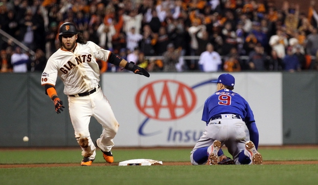 Giants vs. Cubs - 10/11/16 MLB Game Four NLDS Pick, Odds, and Prediction