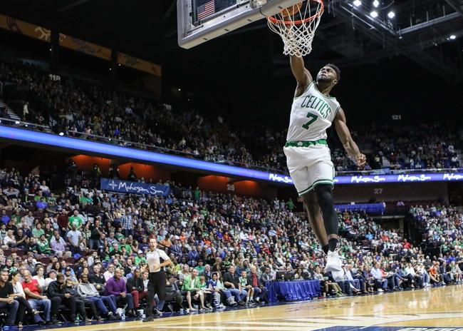 Brooklyn Nets vs. Boston Celtics - 10/13/16 NBA Preseason Pick, Odds, and Prediction