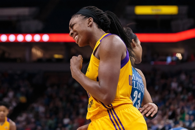 Minnesota Lynx vs. Los Angeles Sparks - 10/16/16 WNBA Finals Game Four Pick, Odds, and Prediction