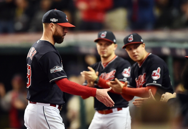 Indians' Kluber to start World Series opener against Cubs