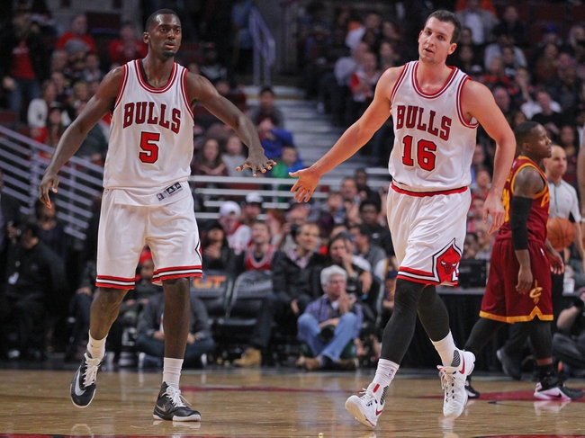 Charlotte Hornets vs. Chicago Bulls - 10/17/16 NBA Preseason Pick, Odds, and Prediction