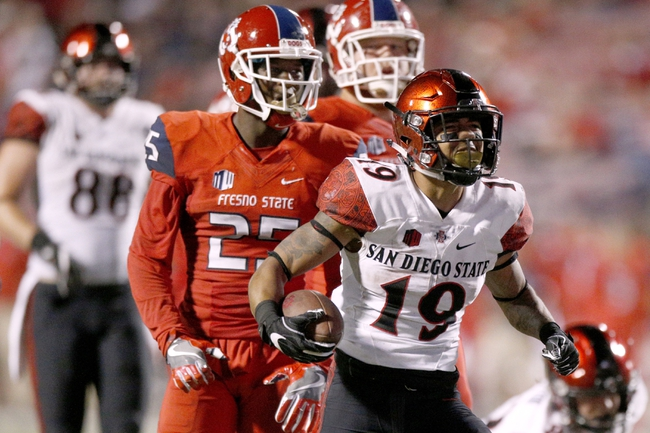 San Diego State vs. San Jose State - 10/21/16 College Football Pick, Odds, and Prediction
