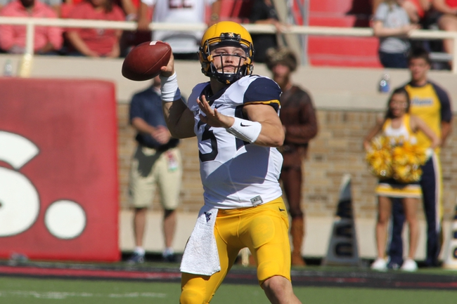 West Virginia vs. TCU - 10/22/16 College Football Pick, Odds, and Prediction