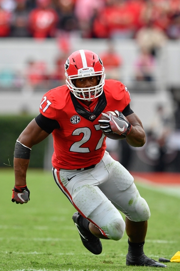 Georgia Bulldogs at Florida Gators - 10/29/16 College Football Pick, Odds, and Prediction