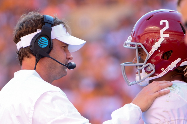 Texas A&M at Alabama - 10/22/16 College Football Pick, Odds, and Prediction