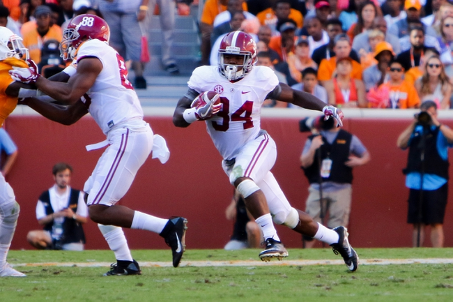 Alabama vs. Texas A&M - 10/22/16 College Football Pick, Odds, and Prediction