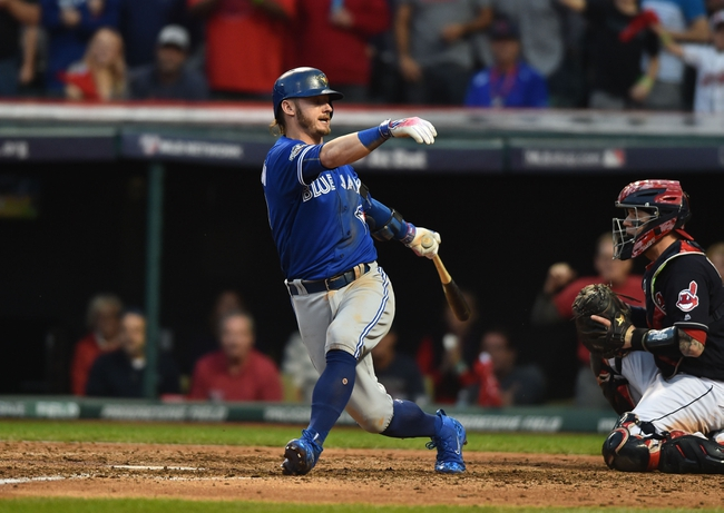 Toronto Blue Jays vs. Cleveland Indians ALCS Game 3 - 10/17/16 MLB Pick, Odds, and Prediction