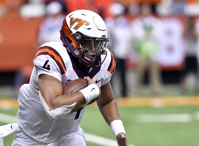 Miami-FL at Virginia Tech - 10/20/16 College Football Pick, Odds, and Prediction