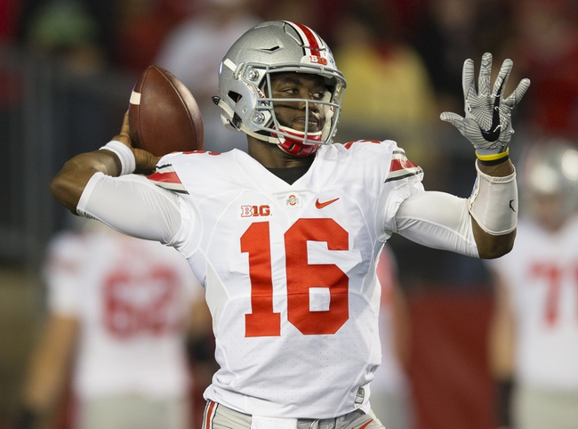 Ohio State Buckeyes at Penn State Nittany Lions - 10/22/16 College Football Pick, Odds, and Prediction