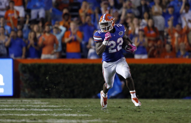 Florida vs. Georgia - 10/29/16 College Football Pick, Odds, and Prediction