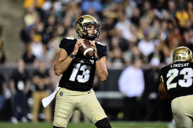 UCLA at Colorado - 11/3/16 College Football Pick, Odds, and Prediction