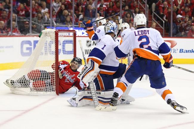 Washington Capitals vs. New York Islanders - 12/1/16 NHL Pick, Odds, and Prediction