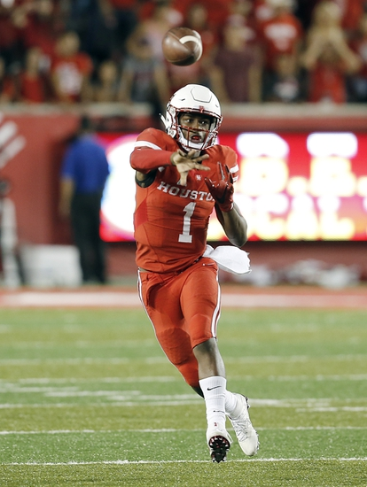 SMU vs. Houston - 10/22/16 College Football Pick, Odds, and Prediction