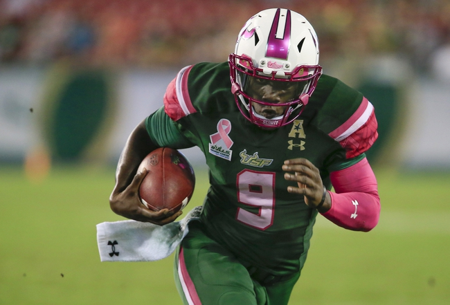 Temple vs. USF - 10/21/16 College Football Pick, Odds, and Prediction