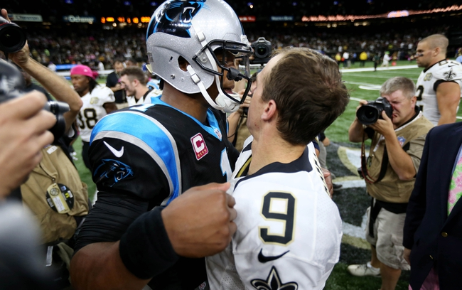 New Orleans Saints at Carolina Panthers- 11/17/16 NFL Pick, Odds, and Prediction