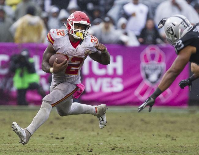 Kansas City Chiefs vs. New Orleans Saints - 10/23/16 NFL Pick, Odds, and Prediction