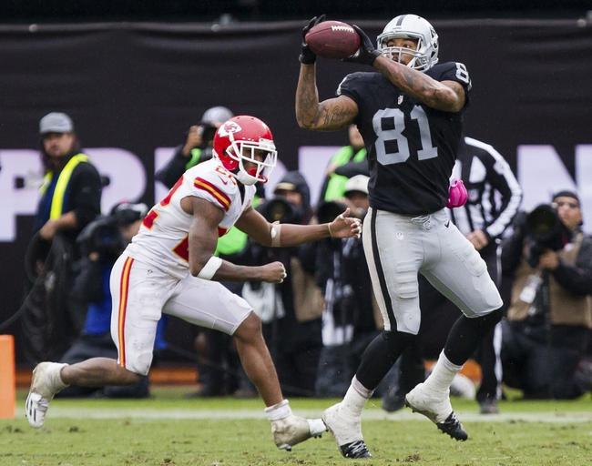 Oakland Raiders at Jacksonville Jaguars - 10/23/16 NFL Pick, Odds, and Prediction