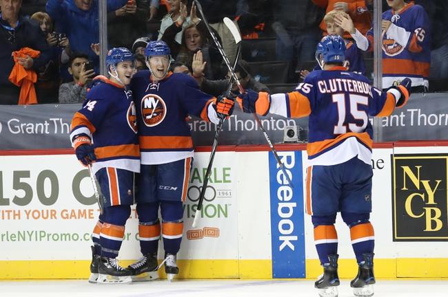 Anaheim Ducks vs. New York Islanders - 11/22/16 NHL Pick, Odds, and Prediction