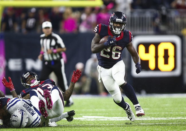 Houston Texans at Denver Broncos - 10/24/16 NFL Pick, Odds, and Prediction